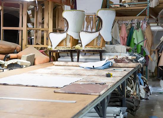 Reupholstering 2